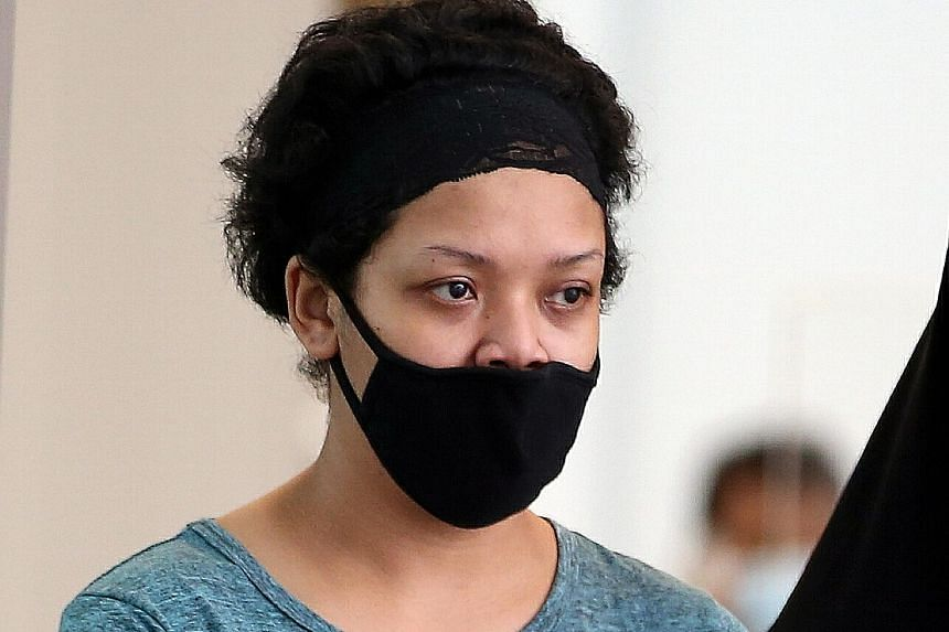 Noor Fadhilah Azlan had offered drugs last year to three juveniles - two were 14 at the time, and one was 13.