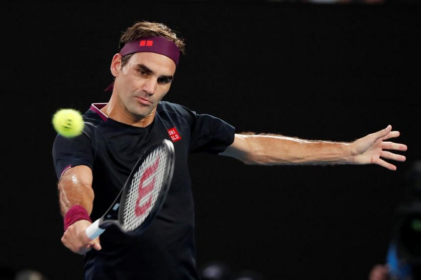 The 39-year-old Swiss last played a competitive match at the season-opening Grand Slam in January before he had to undergo surgery on his knee.