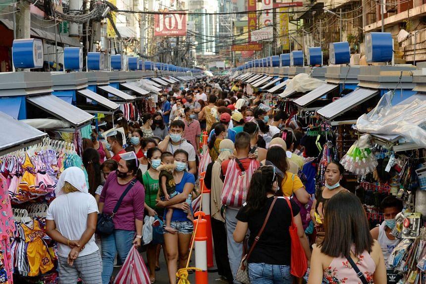 Manila remains the coronavirus hotspot in the Philippines.
