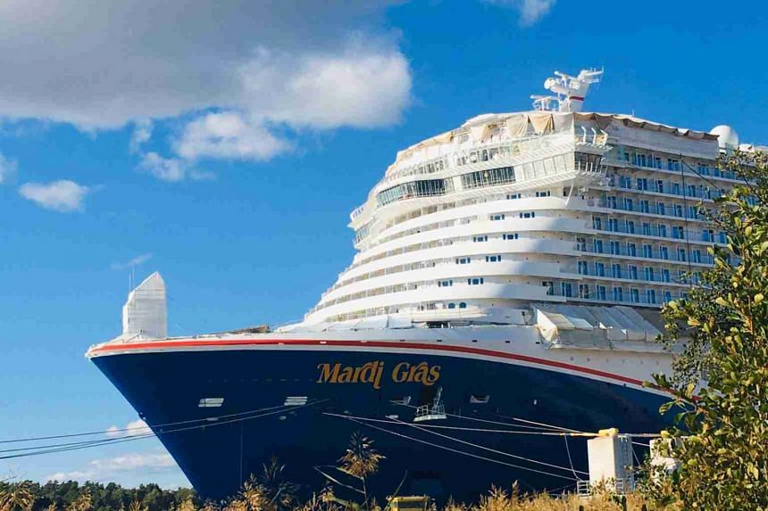 Carnival is planning an April 2021 debut, with weeklong itineraries throughout the Caribbean.