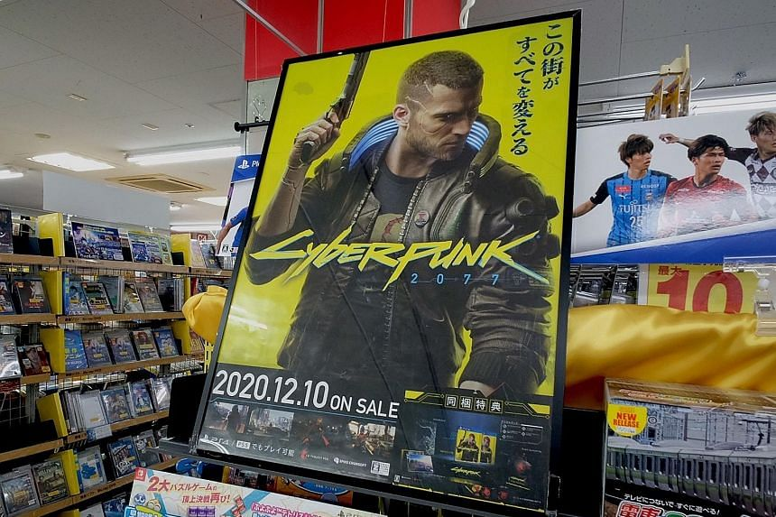CD Projekt Red's highly anticipated video game Cyberpunk 2077, released earlier this month, has turned out to be rife with errors.