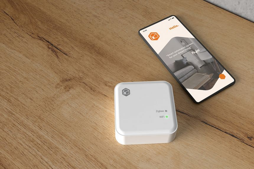 Aztech's Kyla Gen 2 Smart Hub (white) has a Level 1 rating under the scheme.
