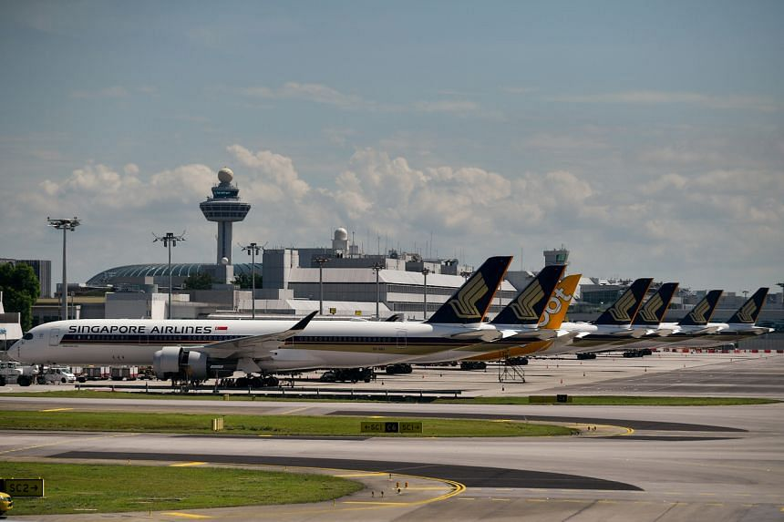 The Civil Aviation Authority of Singapore said the new support measures are critical to reviving Singapore's air hub.