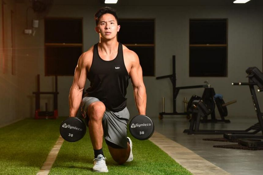 Leroy Kiang entered his first bodybuilding competition in 2014 and continued to compete throughout his years as a dental student.