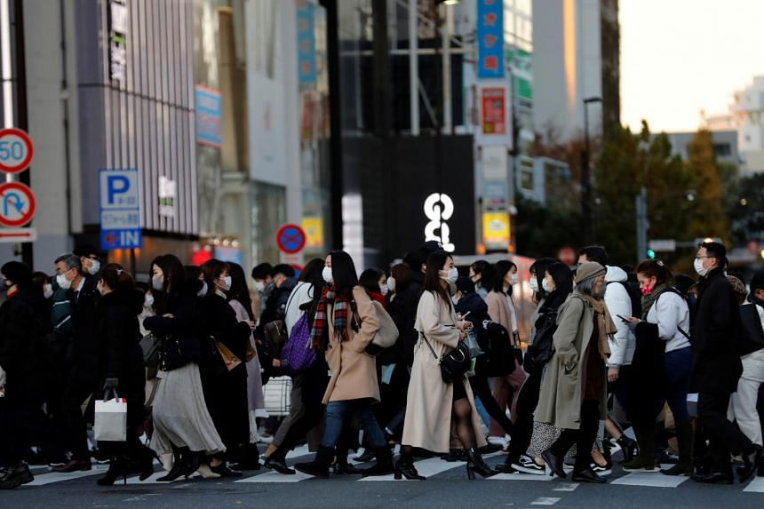 The number of new coronavirus patients in Tokyo was 856 on Tuesday (Dec 29).