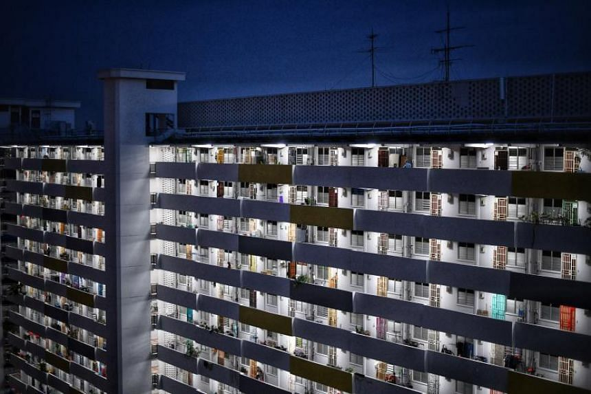 The average monthly electricity bill for families living in four-room HDB flats will decrease by $2.39, before GST.