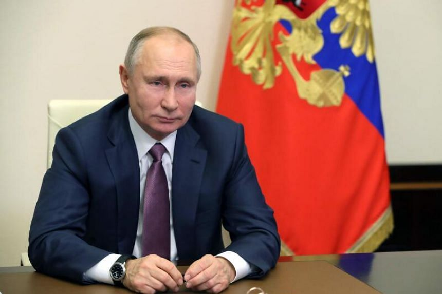 The laws allow President Vladimir Putin to stand for two more six-year terms in the Kremlin.