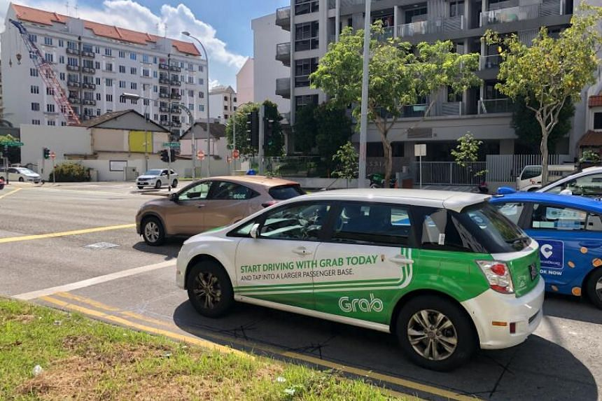 The man had worked part-time as a Grab driver from Dec 17 to 24, 2020.