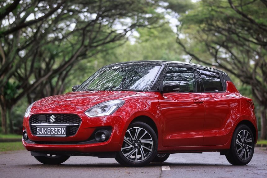 The refreshed Swift is a more polished and grown-up evolution of its friskier predecessor, says the writer.