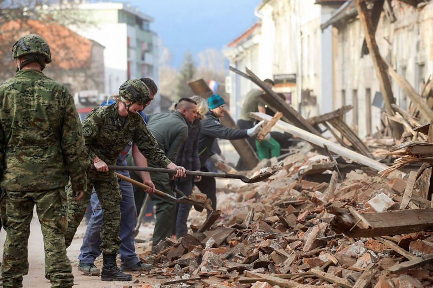 Bishop Asks Catholics to Fast and Pray After Earthquake Strikes Croatia