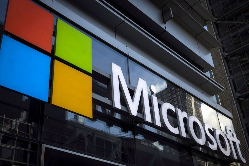 "Microsoft said an internal account had been used ""to view source code in a number of source code repositories""."