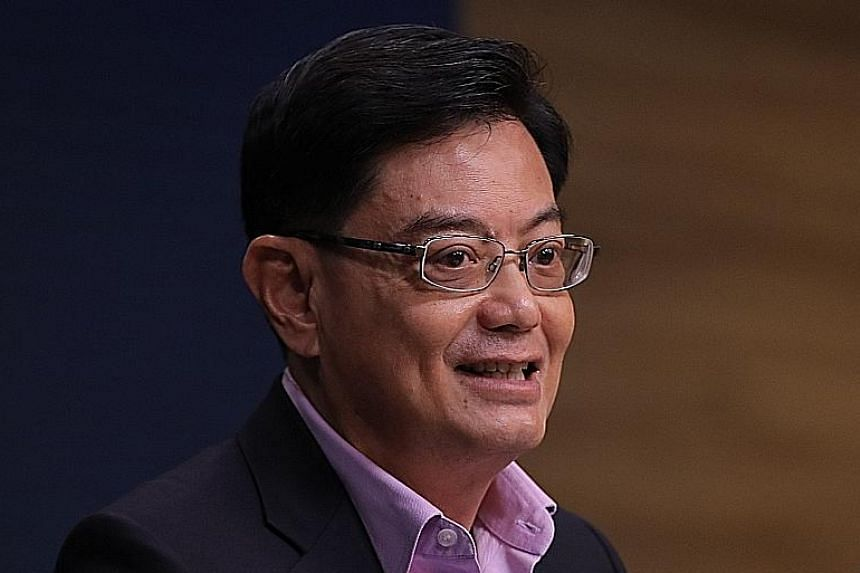 DEPUTY PRIME MINISTER AND MINISTER FOR FINANCE HENG SWEE KEAT