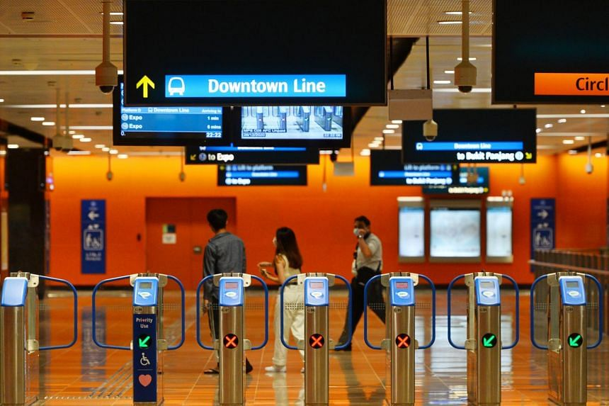 Rail operator SBS Transit had said that the fault caused delays of up to 20 minutes.