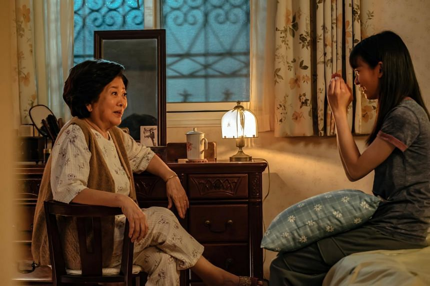 Little Big Women is a film about women in a three-generation Taiwanese family.