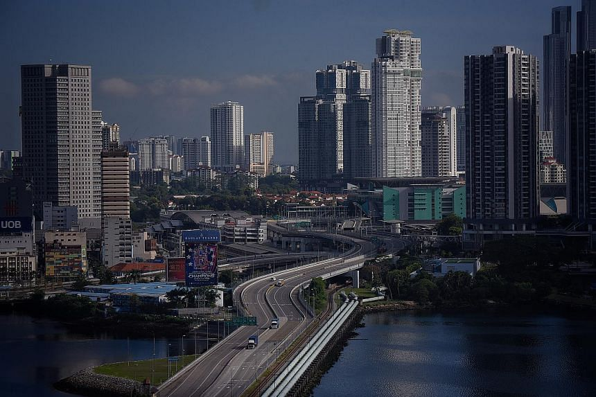 There has been speculation that the high-speed rail project would continue, with its terminal station in Johor Baru.