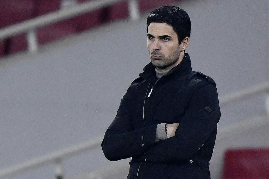 Arsenal manager Mikel Arteta also said the club would not look to cut short the contracts of players who are not in his plans.