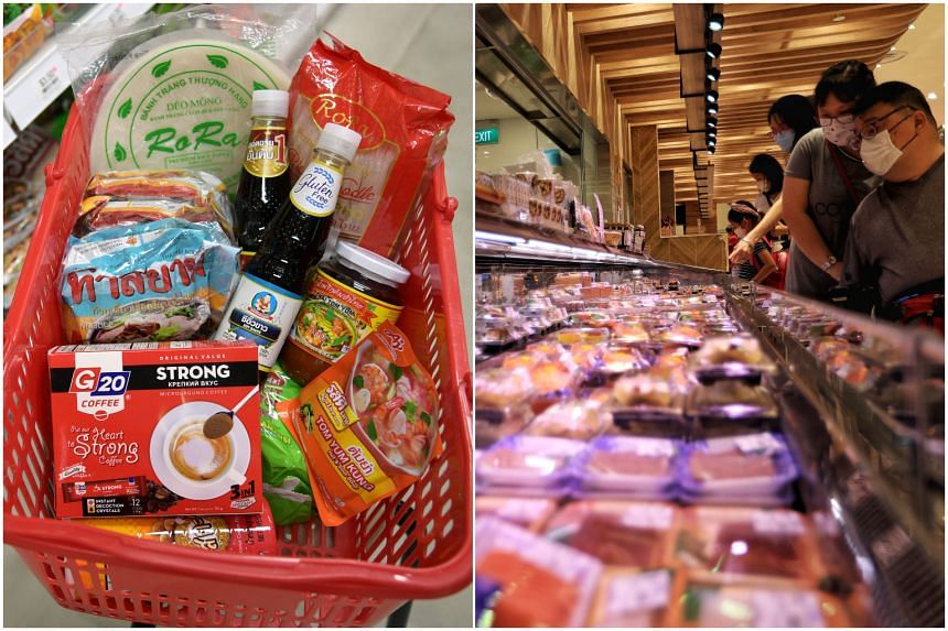 More niche gourmet grocers and new supermarkets have popped up in recent months to feed the grocery hunting frenzy.