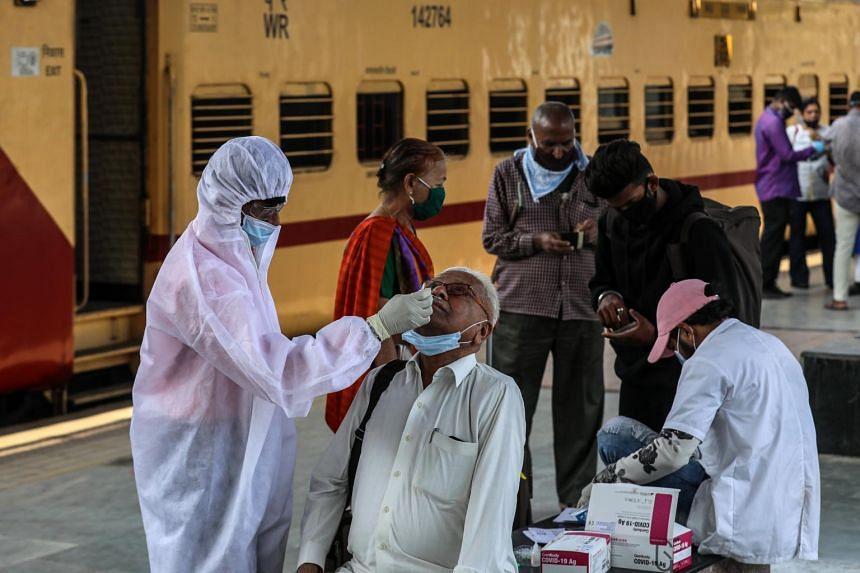 India has had 148,000 coronavirus deaths, according to the Health Ministry.