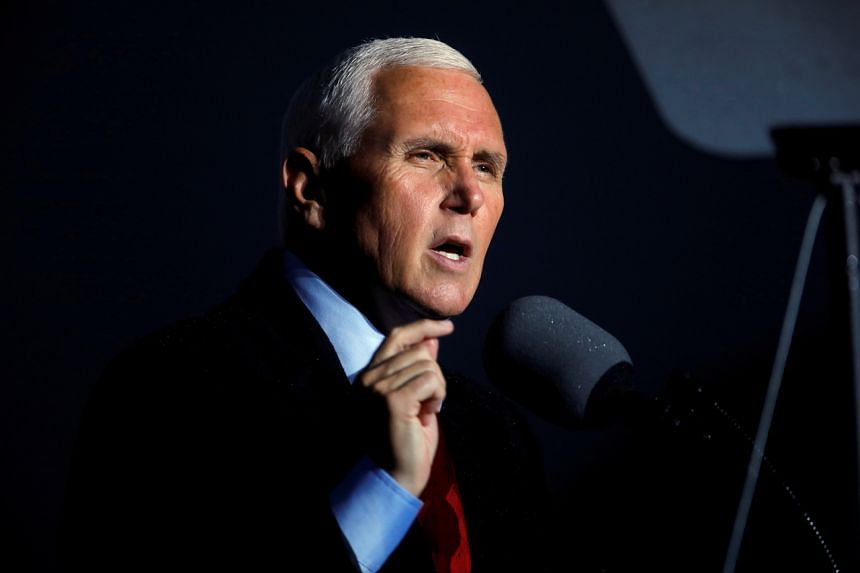 Lawmakers had asserted that Mike Pence could throw out electoral votes in his role as the presiding officer of the Senate.