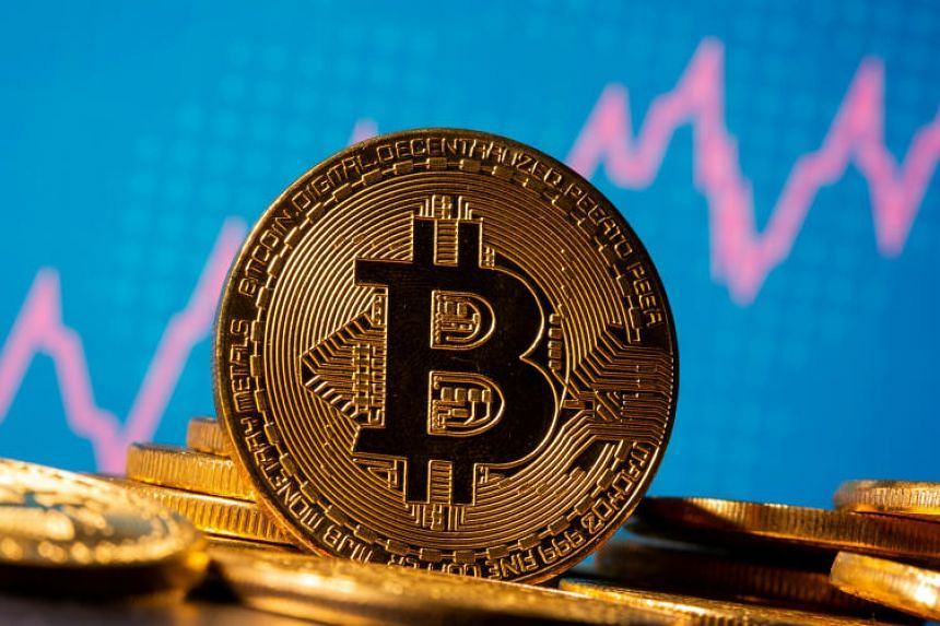 Bitcoin advanced almost 50 per cent in December 2020, when it breached $20,000 for the first time.