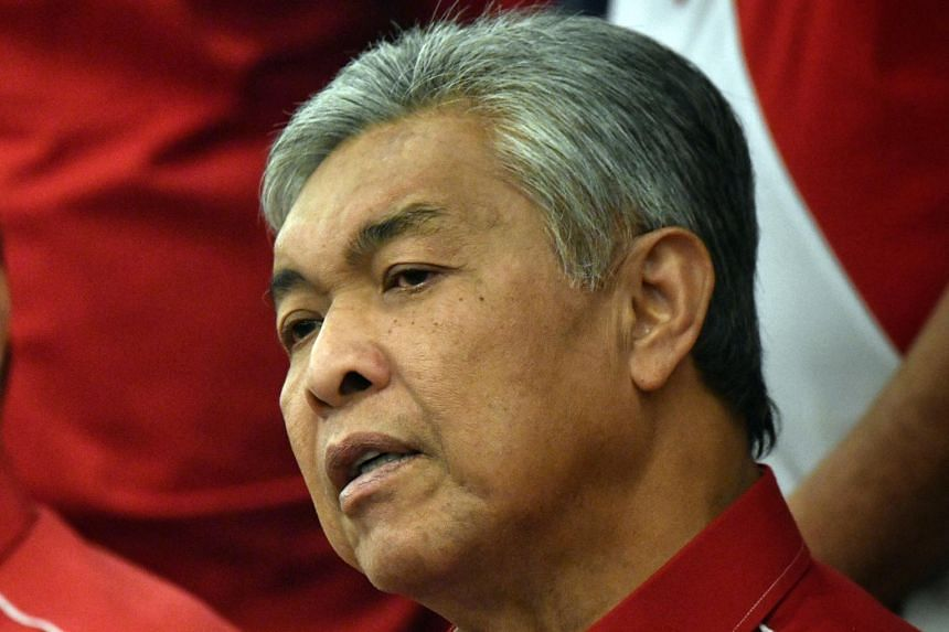 Umno president Ahmad Zahid Hamidi said the party's supreme council decided it would reclaim all of its seats at the 15th general election.