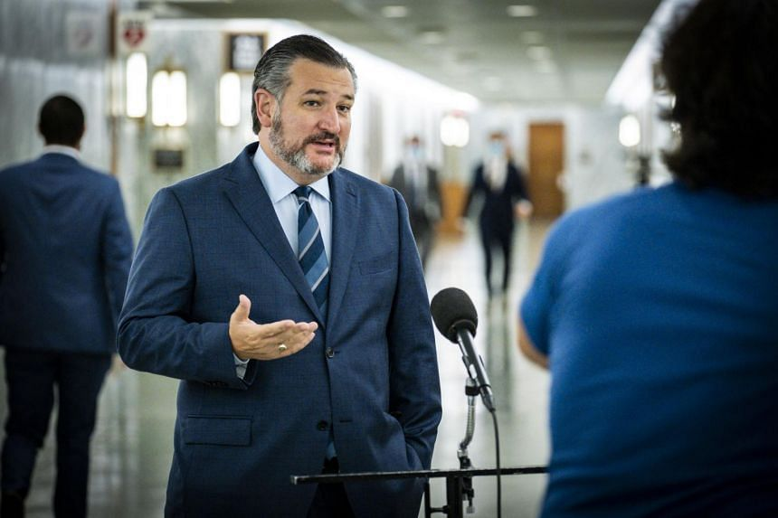 Senator Ted Cruz said he did not want his voters to believe he was not interested in investigating allegations of election fraud.