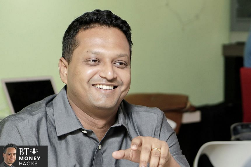 Mr Hari Sivan, chief executive and founder of SoCash, talks about how digital banking helps both consumers and businesses.
