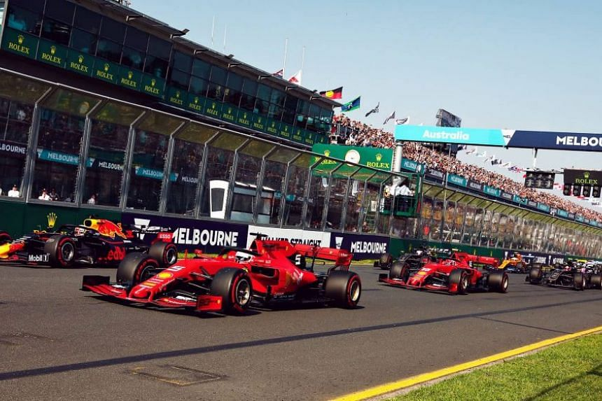 Tickets for the March 21 race at Albert Park have yet to go on sale.
