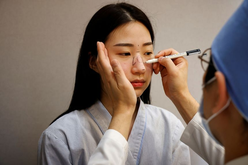 South Korea has been a world capital of cosmetic surgery even during non-pandemic times.