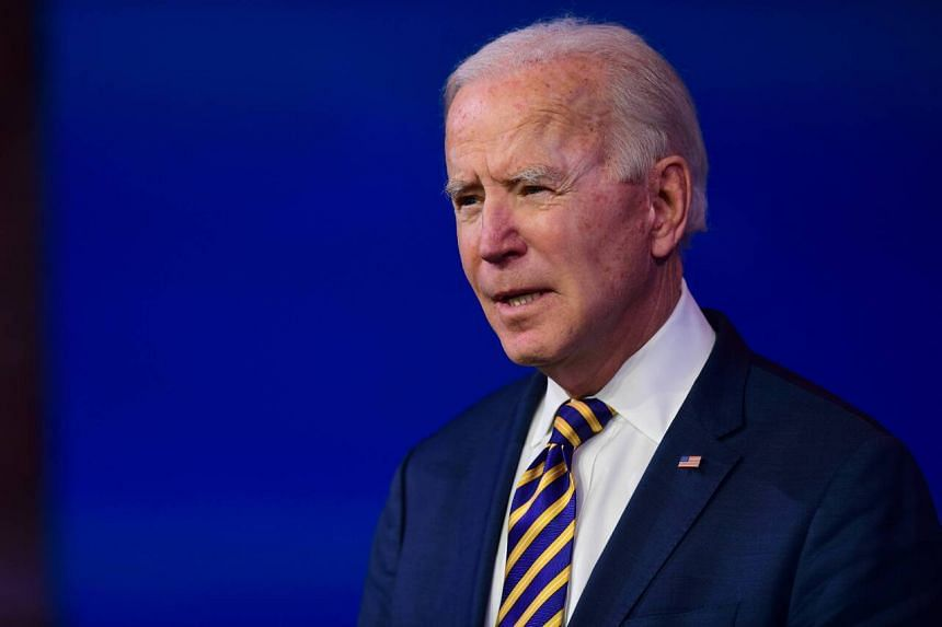The inaugural planners have urged President-elect Joe Biden's supporters not to travel to Washington for the ceremony.
