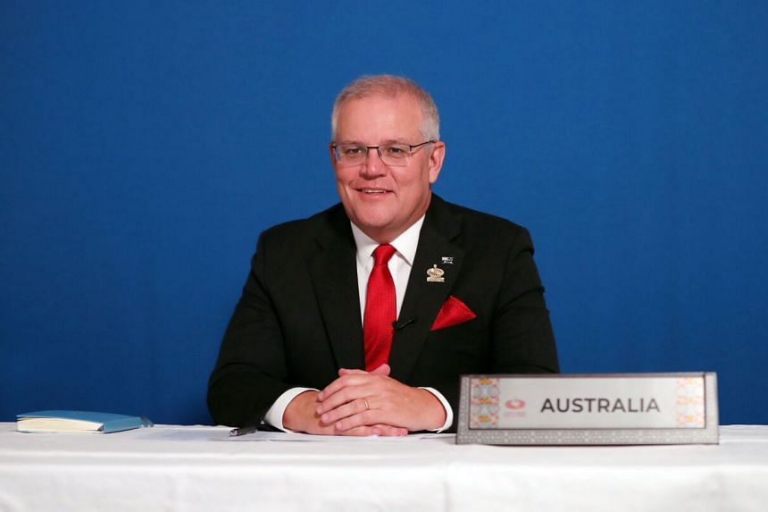 Prime Minister Scott Morrison's government has promised to supply its neighbours with Covid-19 vaccines in 2021.
