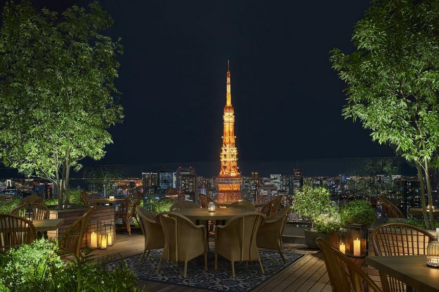 The new Tokyo Edition, Toranomon hotel invites guests to be immersed in both traditional and modern Tokyo.