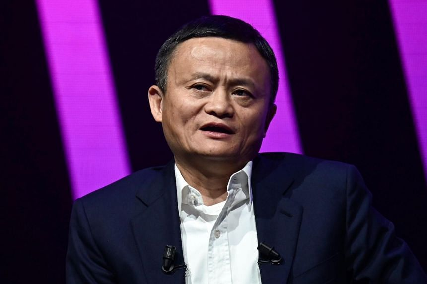 Mr Jack Ma has not been seen in public since Chinese regulators torpedoed Ant's US$35 billion IPO.