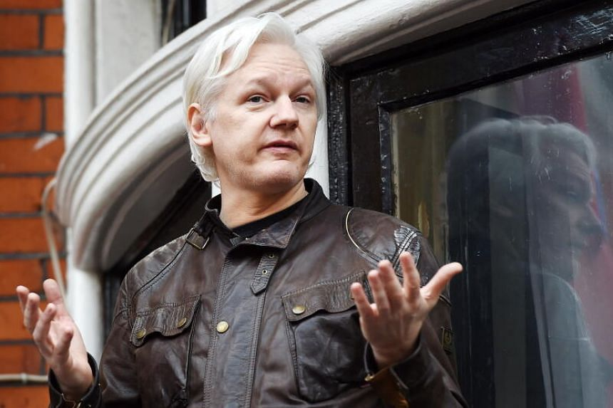 Julian Assange is accused of 18 counts relating to WikiLeaks' release of confidential US military records and diplomatic cables.