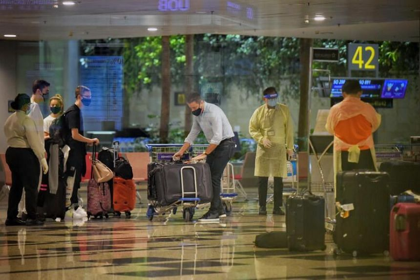 Singapore will consider relaxing stay-home measures for vaccinated travellers if the vaccines prove to significantly curb the spread of the virus.
