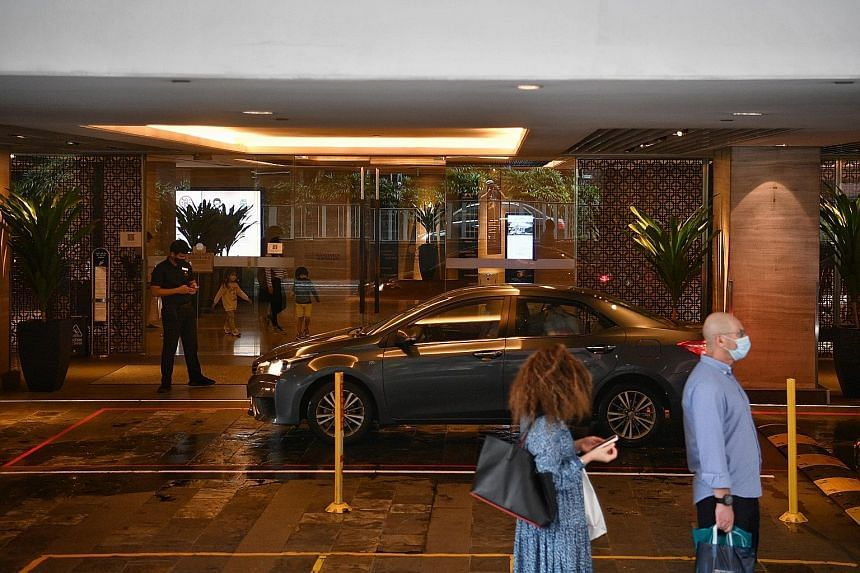 The authorities have so far not identified any breaches in stay-home notice protocols in the incident at Mandarin Orchard Singapore, but the investigations suggest that infection prevention protocols can be improved.