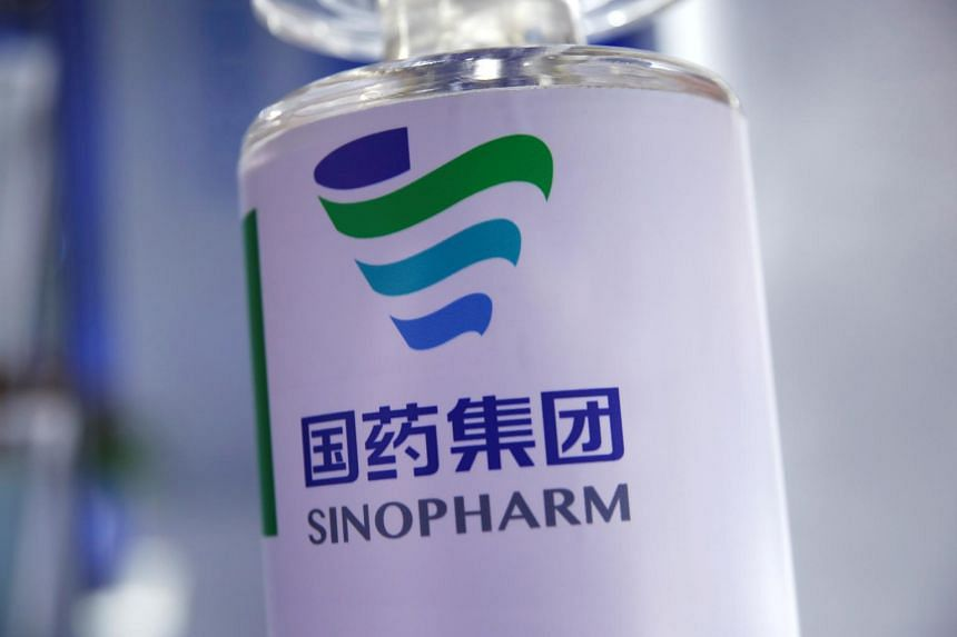 "Pharma giant Sinopharm was given ""conditional"" approval for its vaccine candidate."