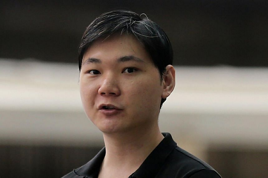 Jee Guang You in a file photo from 2017. He was earlier sentenced to six months' jail and fined $600 in 2011 after committing similar offences.