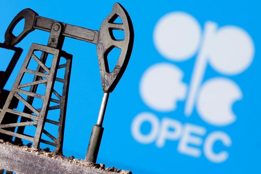 Oil futures in New York fell toward US$47 a barrel after slumping 1.9 per cent on Jan 4, 2021.