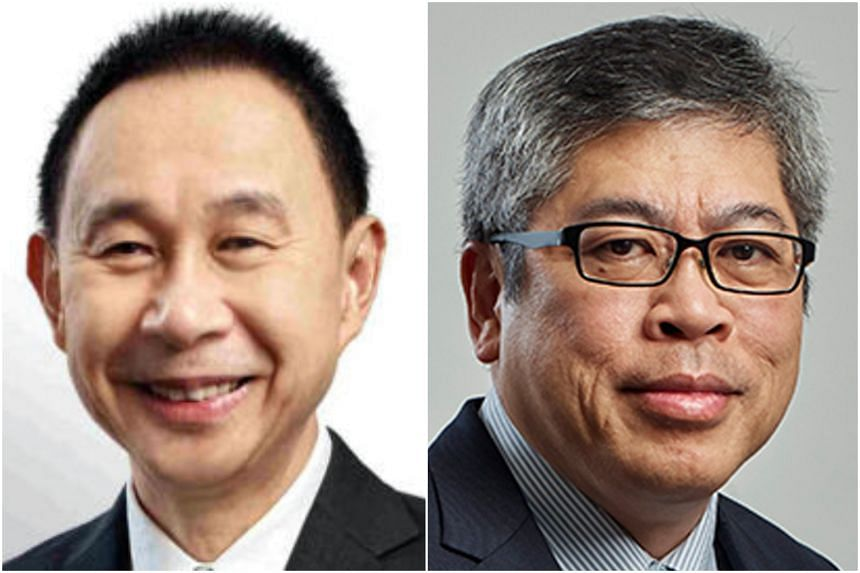 Ms Tan Yee Peng is the latest director of City Developments (CDL) to quit over the developer's troubled investment in Sincere Property Group. Her departure last Wednesday followed those of Mr Koh Thiam Hock (left) two days earlier and Mr Kwek Leng