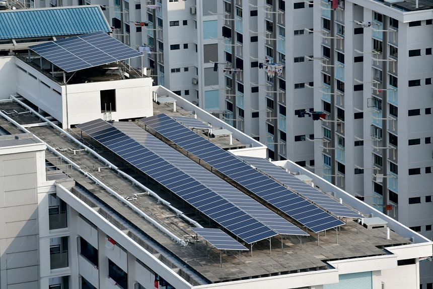 Second Minister for Trade and Industry Tan See Leng said solar energy is the most viable source of renewable energy in Singapore.