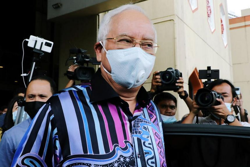 Najib Razak faces 25 charges for abuse of power and money laundering.