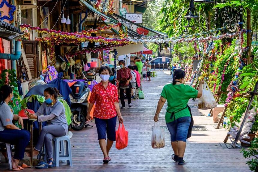 Economists worry the latest outbreak will hurt retail spending and deal another blow to Thailand's key tourism industry.