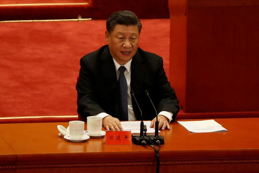 China's President Xi Jinping steered the country through its worst health crisis in recent history.