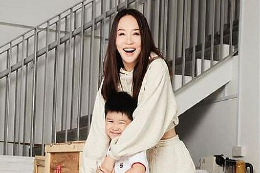 Actor Christopher Lee, who is filming in Taiwan, said he has confidence in actress-wife Fann Wong preparing son Zed for Primary 1 this year.