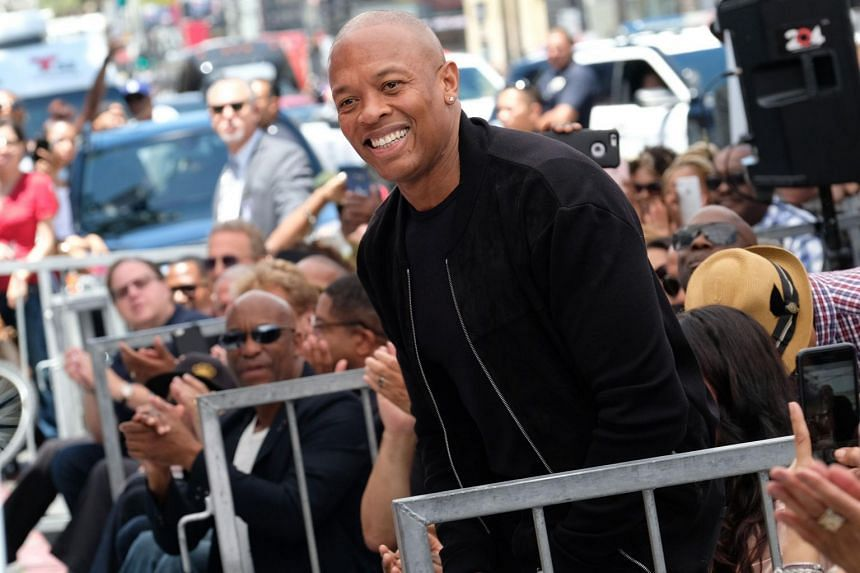 US rapper and legendary producer Dr Dre is among hip hop's most influential figures.
