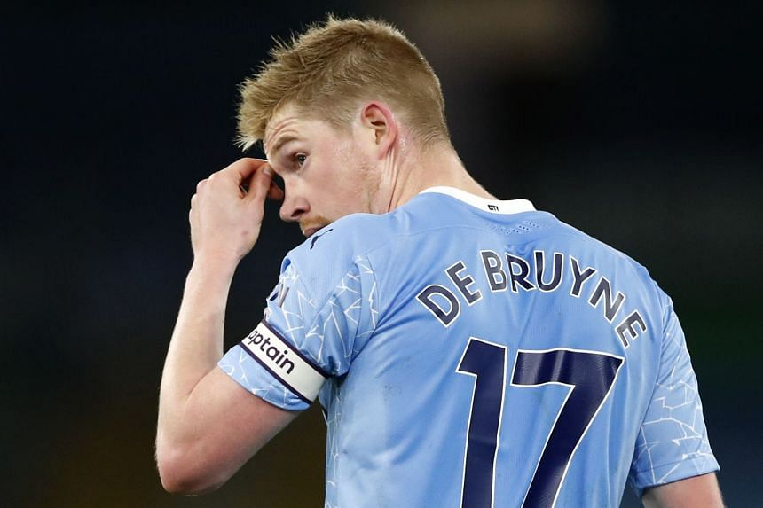 De Bruyne's current contract runs until 2023, but City have already offered him a new deal.