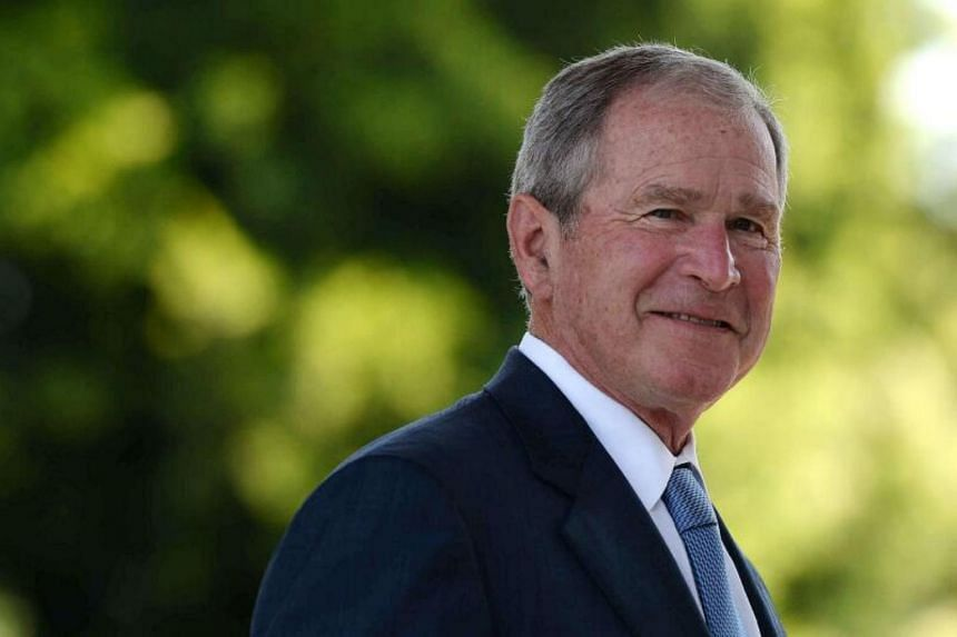 Bush, who returned to Texas after his second term ended, has largely stayed out of the political fray.