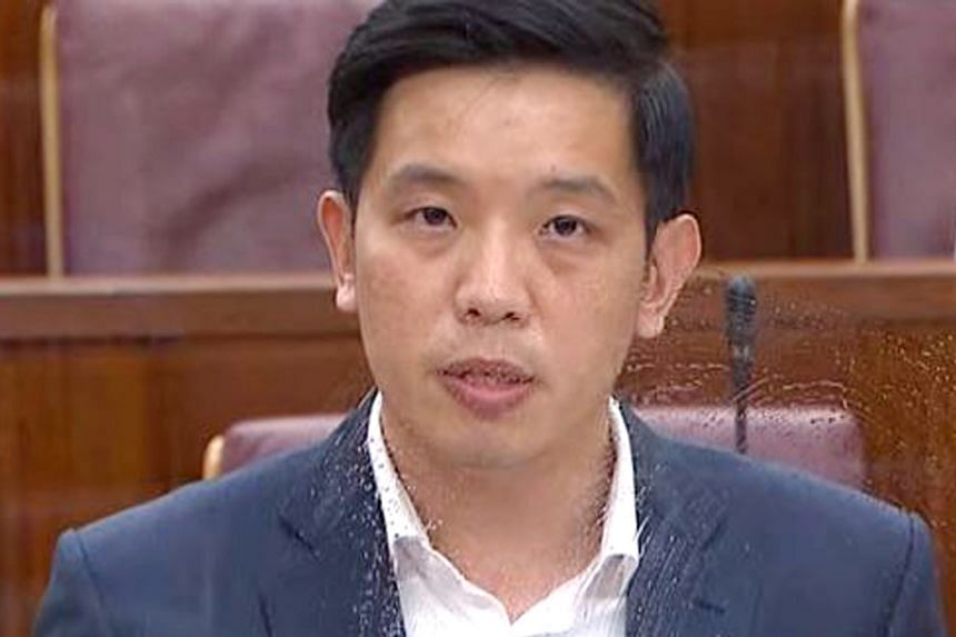 MR ALVIN TAN, Minister of State for Trade and Industry