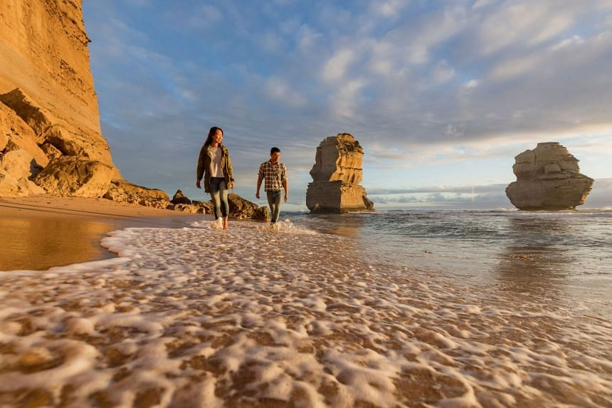 With its abundance of scenic landscapes and natural wonders, unique wildlife, vibrant food and wine scene, and stunning coastal drives, the Land Down Under has plenty to offer holidaymakers. PHOTO: VISIT VICTORIA & MARK WATSON